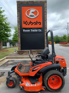 Zero Turn Mower For Sale 2016 Kubota ZD1211-60