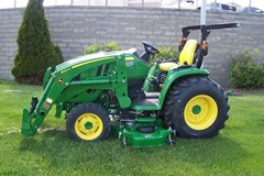 Tractor - Compact Utility For Sale 2019 John Deere 3046R , 46 HP