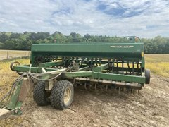 Grain Drill For Sale John Deere 750