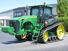 Tractor - Track For Sale 2010 John Deere 8345RT , 345 HP