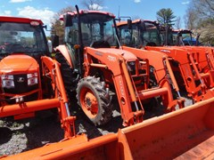 Tractor - Utility For Sale 2010 Kubota M7040HDC1 , 70 HP