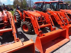 Tractor - Utility For Sale 2013 Kubota MX5100DT , 51 HP