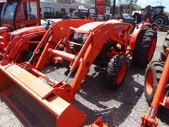 Tractor - Compact Utility For Sale 2014 Kubota L4600DT , 46 HP