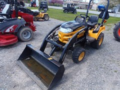 Tractor - Compact Utility For Sale Cub Cadet SC2400 , 24 HP