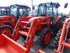 Tractor - Utility For Sale 2019 Kubota M6060HDC , 56 HP