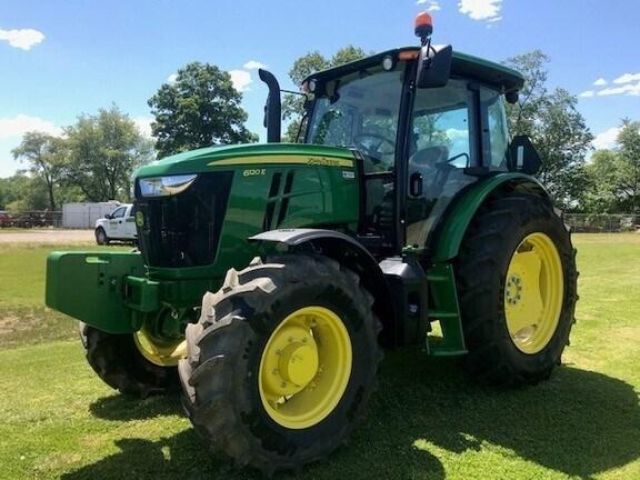 2020 John Deere 6120E Tractor - Utility For Sale