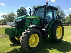 Tractor - Utility For Sale 2020 John Deere 6120E , 120 HP