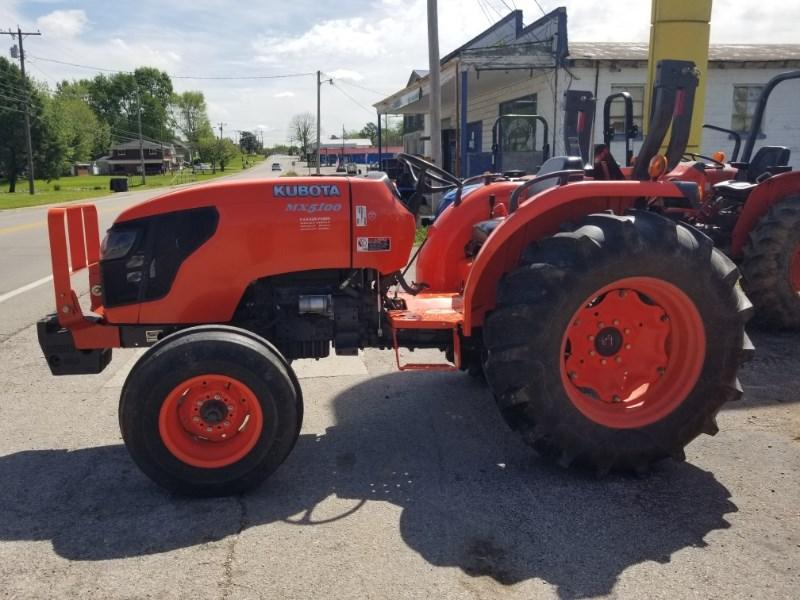 2009 Kubota MX5100 Tractor For Sale