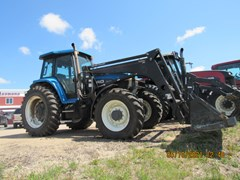 Tractor For Sale 1995 Ford New Holland 8770 MFD