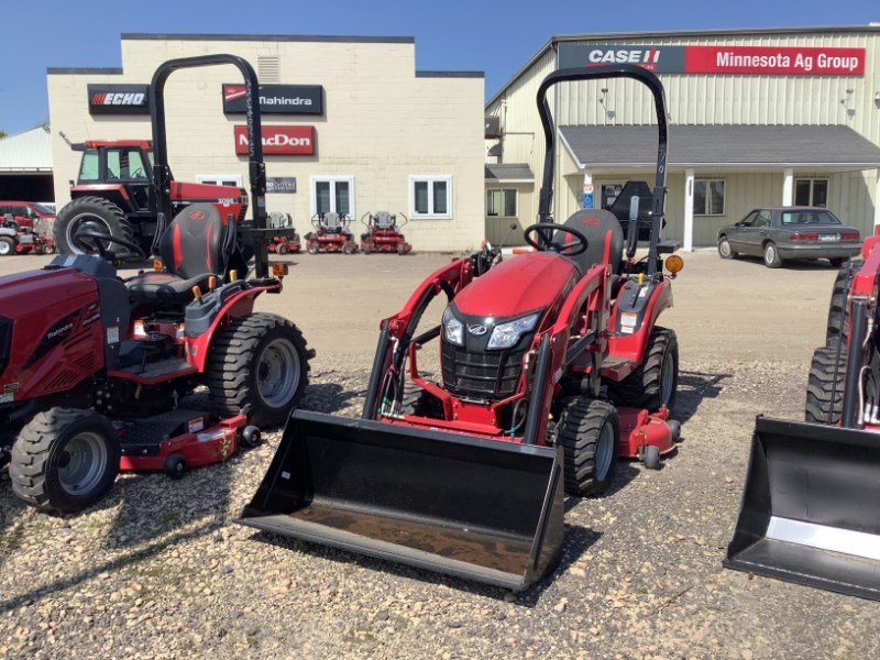 2021 Mahindra EMAX 20S Tractor - Compact Utility For Sale