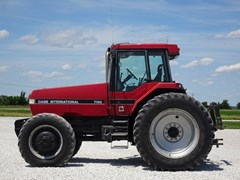 Tractor - Row Crop For Sale 1993 Case IH 7140 , 216 HP