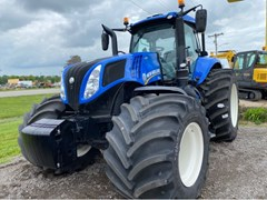 Tractor For Sale 2019 New Holland T8.410 , 410 HP