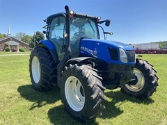 Tractor For Sale 2013 New Holland T6.155 , 116 HP