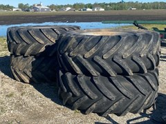 Wheels and Tires For Sale Michelin 620/70R38