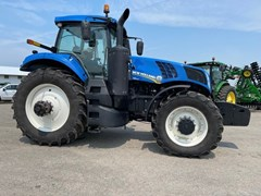 Tractor - Row Crop For Sale 2017 New Holland T8 350 , 280 HP