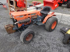 Tractor - Compact Utility For Sale 1981 Kubota B7100HST , 16 HP