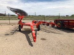 Hay Rake-Wheel For Sale 2020 Kuhn SR112 GII