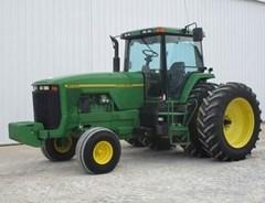 Tractor - Row Crop For Sale 1996 John Deere 8100 , 180 HP