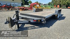 Equipment Trailer For Sale 2021 Big Tow Trailers B-7DT-16'