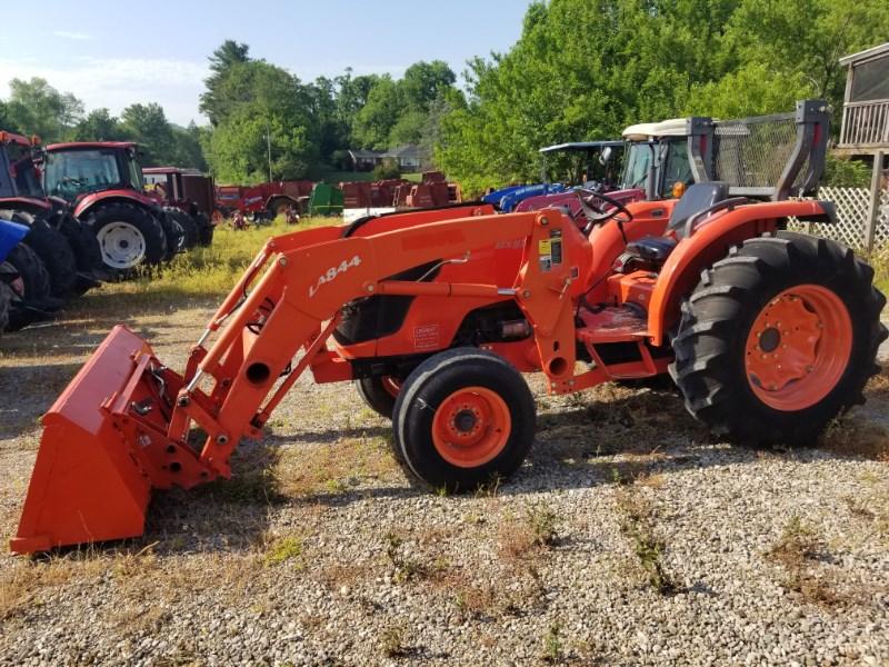 2009 Kubota MX5100 R2L Tractor For Sale
