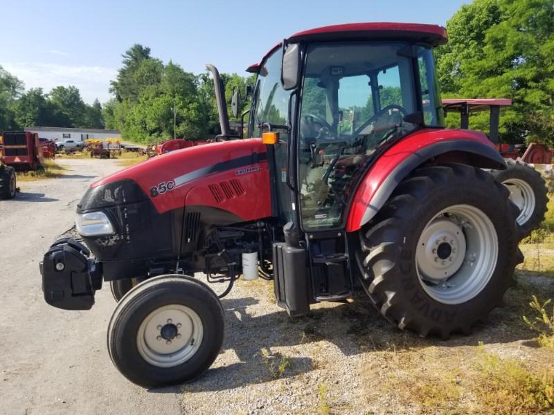 2012 Case IH FARMALL 85C Tractor For Sale