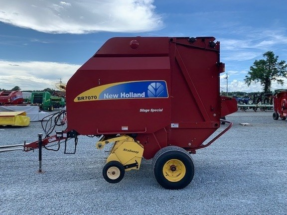 2014 New Holland BR7070 Baler-Round For Sale
