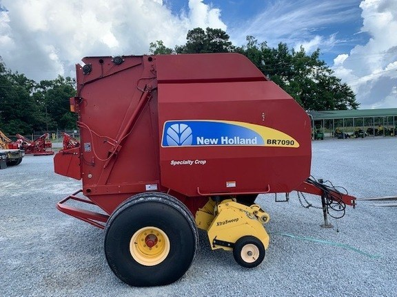 2014 New Holland BR7090 Baler-Round For Sale