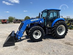 Tractor For Sale 2013 New Holland T4.115