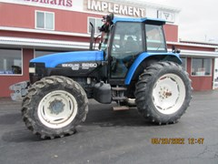 Tractor For Sale 1997 Ford New Holland 8260 , 106 HP