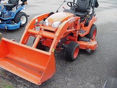 Tractor - Compact Utility For Sale Kubota BS2370 , 23 HP