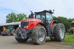 Tractor For Sale 2011 Massey Ferguson 8660 , 265 HP