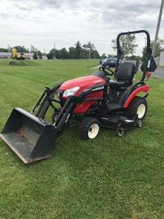 Tractor For Sale 2017 Yanmar SA221 , 21 HP