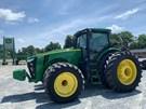Tractor - Row Crop For Sale:  2016 John Deere 8370R , 370 HP