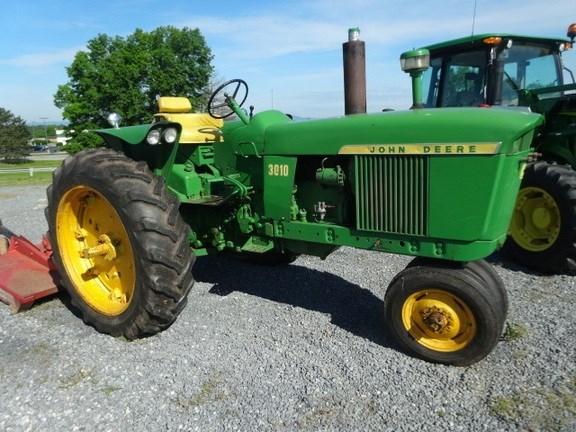 1963 John Deere 3010 Tractor - Utility For Sale