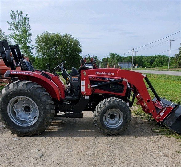 2016 Mahindra 3540 PST Tractor For Sale