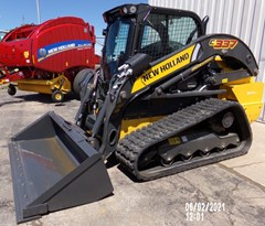 Skid Steer For Sale 2021 New Holland C337 , 74 HP