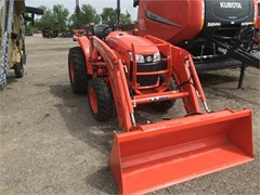 Tractor For Sale Kubota L3901HST , 37.5 HP