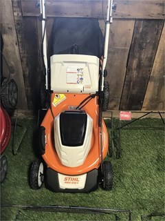 Walk-Behind Mower For Sale Stihl RMA510V
