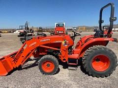 Tractor  Kubota L2501HST