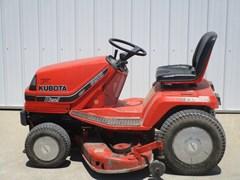 Riding Mower For Sale Kubota G1900S , 18 HP