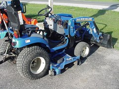 Tractor - Compact Utility For Sale 2019 New Holland workmaster 25s , 25 HP