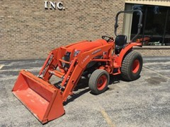 Tractor For Sale 2015 Kubota L3301HST
