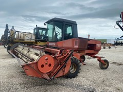 Windrower-Self Propelled For Sale 1980 Hesston 6650