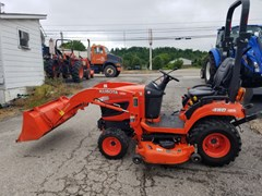Tractor - Compact Utility For Sale 2015 Kubota BX2670 , 26 HP