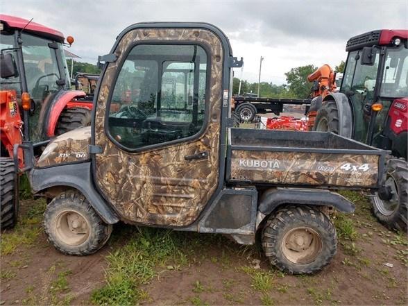 2012 Kubota RTV1100CR Utility Vehicle For Sale
