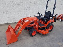 Tractor - Compact Utility For Sale 2016 Kubota BX2670RV60D-1