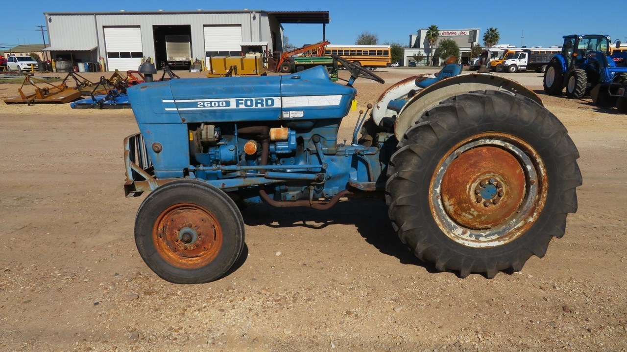 1978 Ford 2600 Tractor For Sale