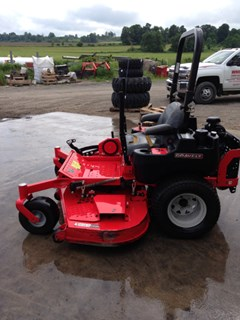Zero Turn Mower For Sale 2016 Gravely Pro-Turn 472 , 35 HP