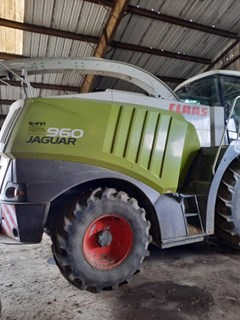 Forage Harvester-Self Propelled For Sale 2016 CLAAS 960
