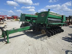 Grain Drill For Sale 1997 Great Plains 3S-3000F